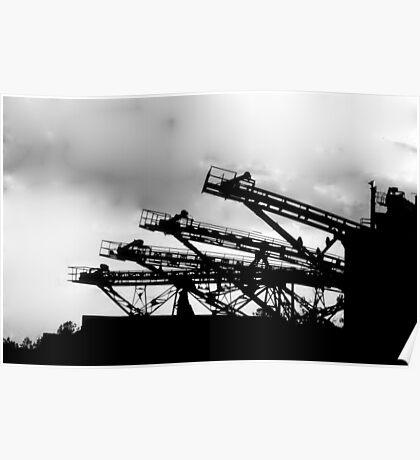 Conveyors Poster
