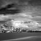 Bideford Quay Infra Red by Robert Kendall