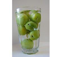 Apple juice Photographic Print