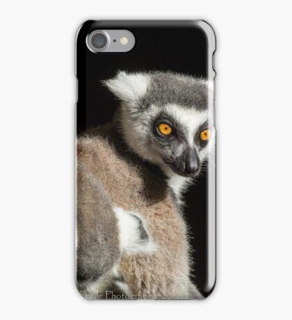 He's Got My back iPhone Case/Skin