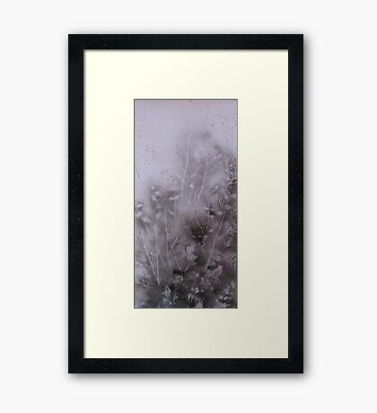 almost ready Framed Print