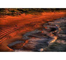 Beyond The Sea - Avalon Beach, Sydney - The HDR Experience Photographic Print