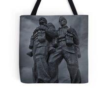 We could be heroes... Tote Bag