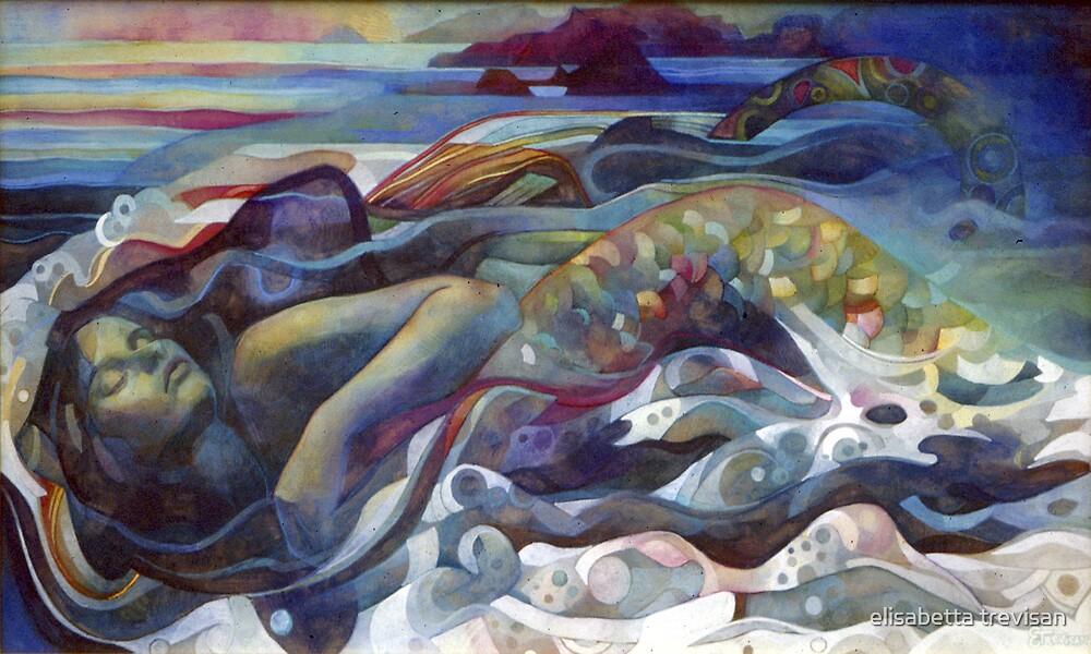 mermaid by elisabetta trevisan