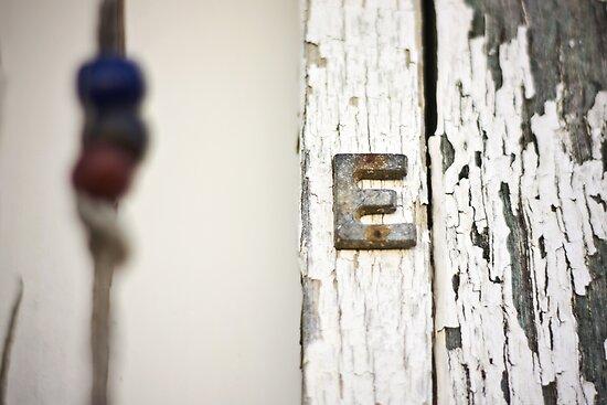 'E' is for... by Mandi Whitten