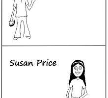 Meet Chloe and Susan! by PinkPurplePony