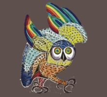 Rainbow Owl by tkrosevear