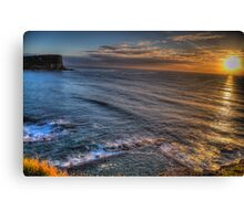Things Are Looking Up - Avalon Beach - The HDR Experience Canvas Print