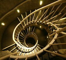 Spiral... by graeme edwards
