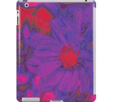 Purple Poppy If You Please iPad Case/Skin