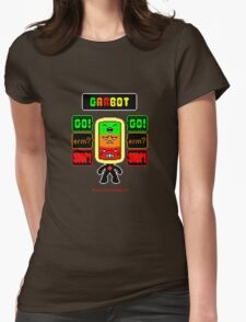 GARBOT Womens Fitted T-Shirt