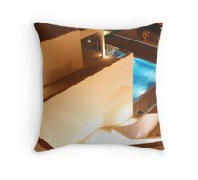 reflected light... Throw Pillow