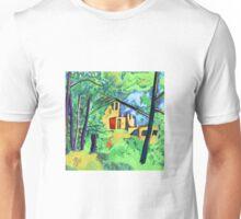 Cézanne - Château Noir Unisex T-Shirt