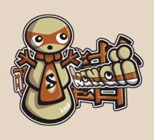 Snowman Mascot Tag by KawaiiPunk