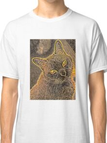 Pet the Kitty Classic T-Shirt