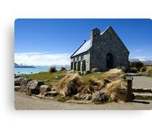 Church of the Good Shepherd, New Zealand Canvas Print