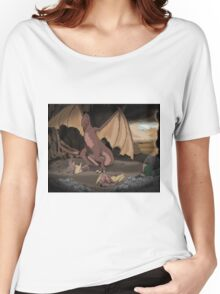 Dragon Mother Women's Relaxed Fit T-Shirt