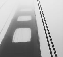 Golden Gate Bridge  by Nvclearbomb