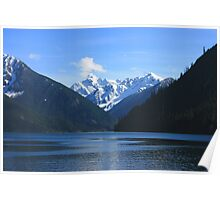 Chilliwack Lake - British Columbia Poster
