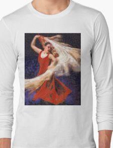 Flamenco! Long Sleeve T-Shirt