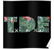 TxDxE - Floral! Poster