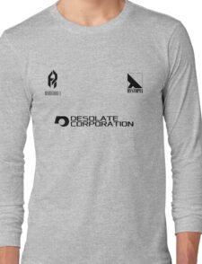 Dystopian Kit. Long Sleeve T-Shirt