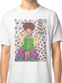 Let Her Eat Cake Classic T-Shirt