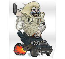 Immortan Joe - Mad Max: Fury Road (Ed Roth Tribute) Poster