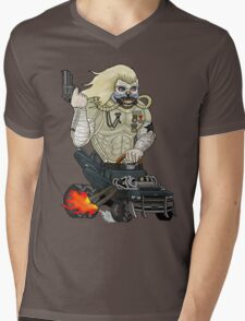 Immortan Joe - Mad Max: Fury Road (Ed Roth Tribute) Mens V-Neck T-Shirt