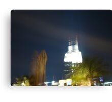 NYC ROOFTOP CLUB Canvas Print