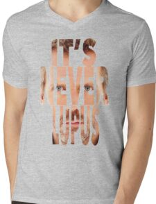 It's Never Lupus. Mens V-Neck T-Shirt
