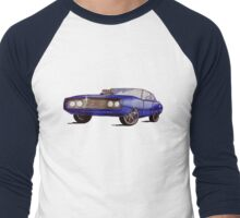 Classic Dodge Charger Men's Baseball ¾ T-Shirt