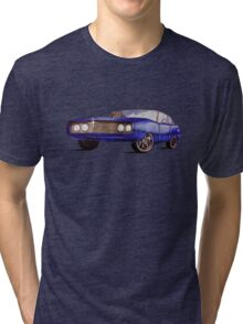 Classic Dodge Charger Tri-blend T-Shirt