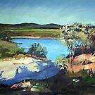 Moreton Island by Paul  Milburn