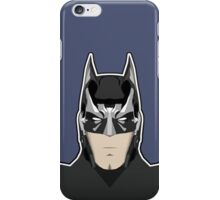 Batman Minimalist Logo iPhone Case/Skin