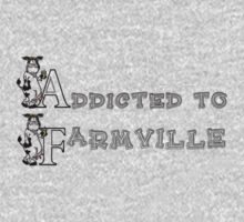 Addicted to Farmville by Sara Wood