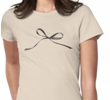 Bow Femme Womens Fitted T-Shirt