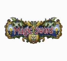 Magic Sword One Piece - Short Sleeve