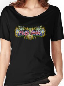 Magic Sword Women's Relaxed Fit T-Shirt