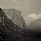 Yosemite's Valley View by davesdigis