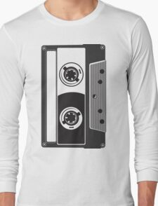 Big Cassette Long Sleeve T-Shirt
