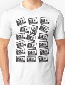 Cassette Tape Multiples T-Shirt