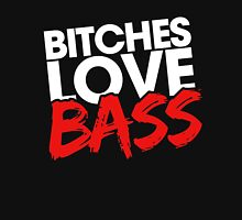 Bitches Love Bass Zipped Hoodie