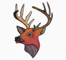 Deer Me! by Paula Said