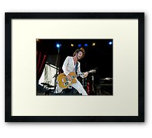 Tim Rogers Framed Print