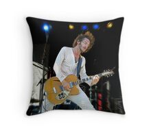 Tim Rogers Throw Pillow