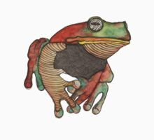 We all know Frogs go La-di-da-di-da! by Paula Said