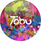 Tobu - Colorful logo by tobu