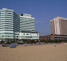 Novotel - Busan, Korea  by eucumbene
