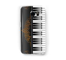 Piano Keyboard Samsung Galaxy Case/Skin